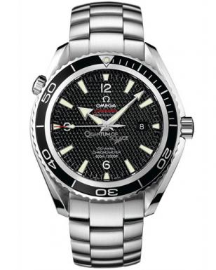 Omega Seamaster Planet Ocean 222.30.46.20.01.001 Quantum of Solace Limited Editi