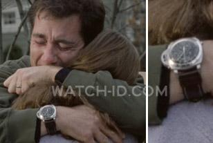 Clive Owen wears a special edition of the Panerai Luminor in the movie Trust