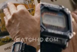 The Quemex Sport watch on the wrist of Tom Hanks in the movie Larry Crowne
