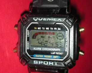 Another Quemex Sport model, similar but not the same as the one worn by Tom Hank