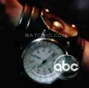 Ken Leung wearing the Red Monkey Armada GT watch (Season 6, Episode 7 of Lost)