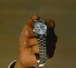 Rolex Oyster Perpetual Day-Date in the movie He Got Game