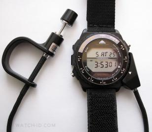Seiko A826 Training Timer