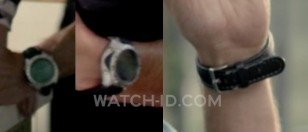 Details of the Suunto watch in the fim