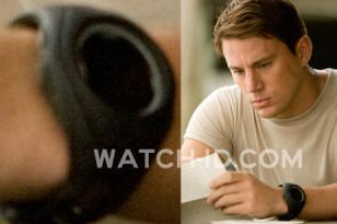 Channing Tatum wears a Suunto X10 Military watch in the movie Dear John.
