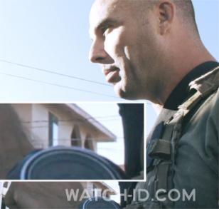 Suunto X6HR in the movie End of Watch.