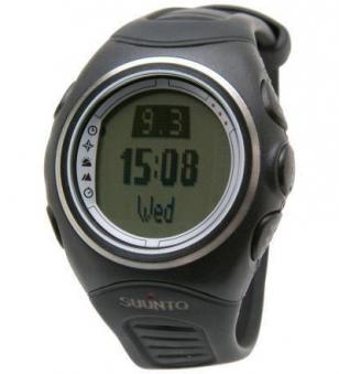 Suunto X6HR is an outdoor functionality watch and has a heart rate measurement f