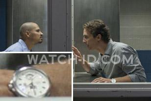 Matthew McConaughey wears a TAG Heuer Grand Carrera in The Lincoln Law