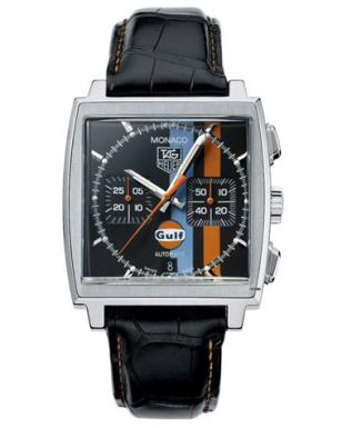 TAG Heuer Monaco Calibre 12 Chronograph Gulf Limited Edition