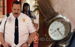 Kevin James wears a Timex Dress Strap T2E5819J watch in Paul Blart: Mall Cop 2.