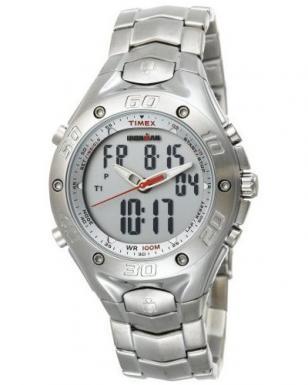 Timex Ironman Dual Tech Triathlon T56371
