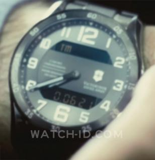 Victorinox Swiss Army Chrono Classic XLS MT on the wrist of Jake Gyllenhaal in S