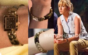 Jennifer Aniston in We're The Millers, wearing the Anne Klein watch