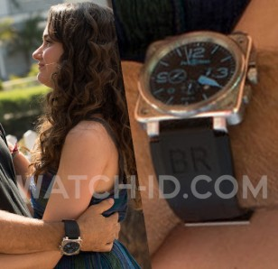 Bell & Ross BR 01-94 watch in Once Upon A Time In Venice