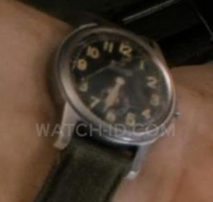 The Bulova 96A102 worn by Channing Tatum in White House Down is heavily damaged