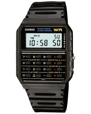 Casio CA53W-1 Calculator Databank watch