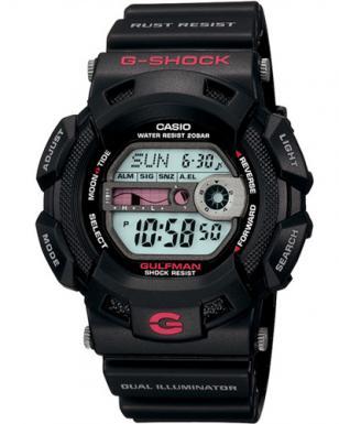 Casio G-Shock G9100-1 Gulfman