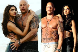 Vin Diesel and Deepika Padukone star in xXx: Return of Xander Cage