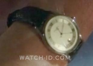 The watch worn by Jeff Daniels in episode 9 of season 1 of The Newsroom