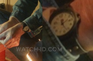 Liam Neeson wears a field watch in the movie Honest Thief.