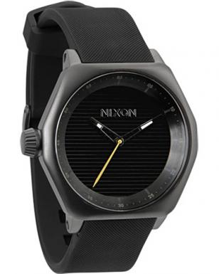 Nixon Fader, all-gunmetal/black