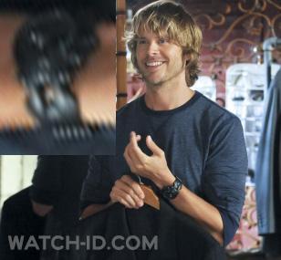 Eric Christian Olsen wearing an Oakley Holeshot® wristwatch in NCIS: Los Angeles