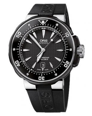 Oris Pro Diver Date, reference number 01 733 7646 7154-07 4 26 04TEB