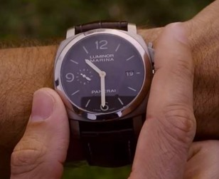The Panerai watch worn by Ryan Reynolds in Selfless