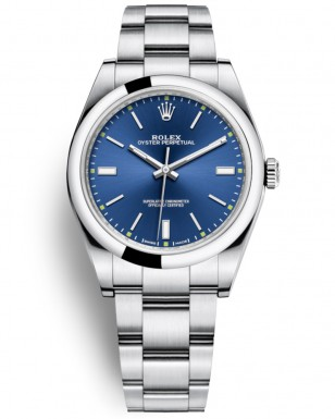 Rolex Oyster Perpetual 39 ref 114300
