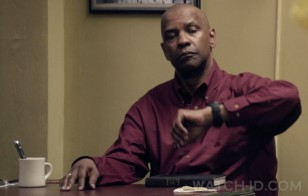 Denzel Washington uses a Suunto Core All Black SS014279010 watch in first Equalizer movie