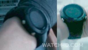 The Suunto watch worn by Yvonne Strahovski in the Amazon movie The Tomorrow War.