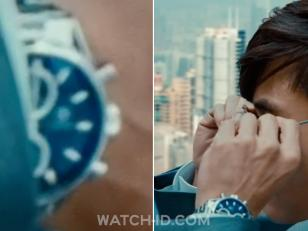 TAG Heuer Carrera Calibre 1887 on the wrist of actor Lee Byung-hun in RED 2