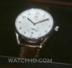 The TAG Heuer Carrera Calibre 6 Heritage Automatic in the movie Jack Reacher