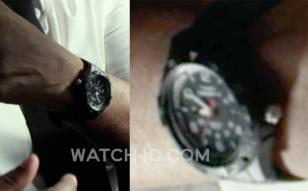 In the 2012 movie Flight, actor Denzel Washington as Whip Whitaker wears a Timex