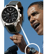 Famous People Wristwatches