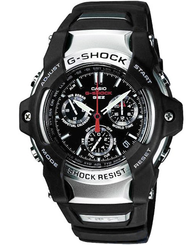 Casio G-Shock GS-1001-1A - Tracy Morgan - Cop Out | Watch ID
