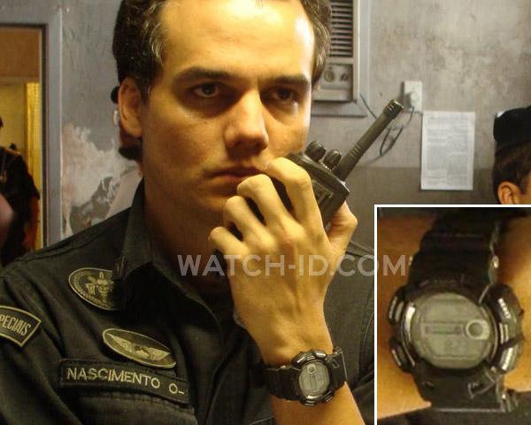 Casio G-Shock Gulfman ... Mark Wahlberg Movies