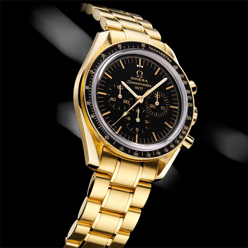 Omega Speedmaster Professional Moonwatch Co-Axial Limited Series 50th Anniversary Edition