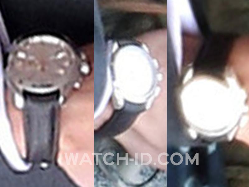 Jamie Dornan wears an Omega Aqua Terra 150m Co-Axial Chronograph in Fifty Shades of Grey