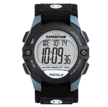 Timex Expedition Trail series Chrono Alarm Timer T410919J