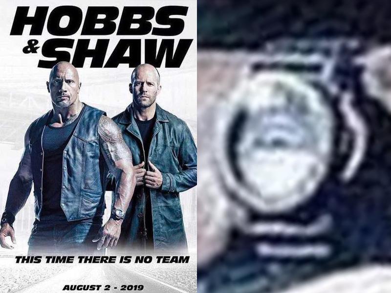 Panerai Dwayne Johnson Fast Furious Presents Hobbs
